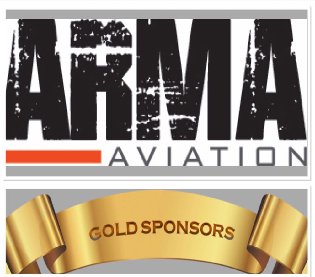 arma aviation gold sponsor