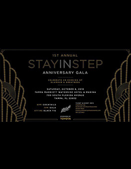 Stay In Step Gala 2017