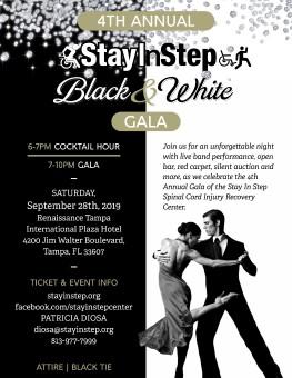 Stay In Step Gala 2019