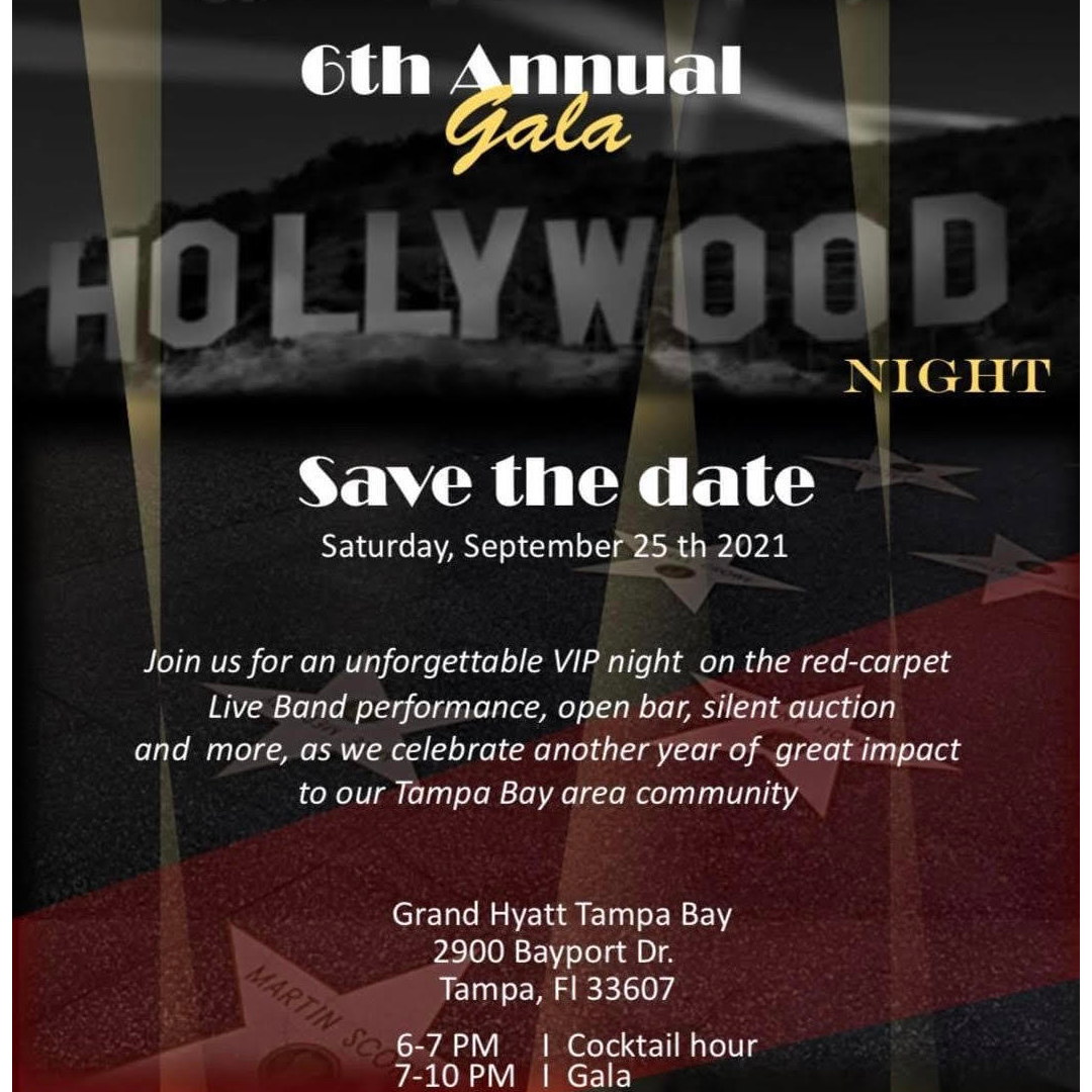6th annual gala event